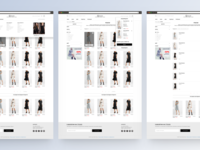 Online Fashion Store | Website Design