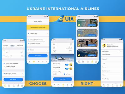 Ukraine International Airlines App