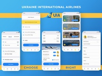 Ukraine International Airlines App