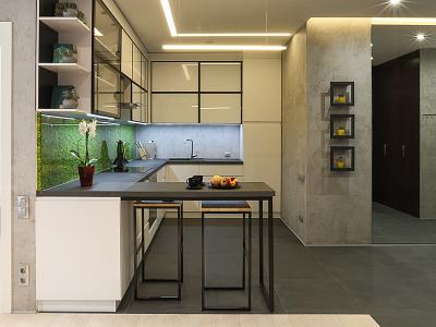 interior design of apartmemts