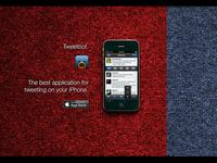 Carpet - iPhone app landing page