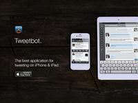 White on wood - iPhone & iPad landing page