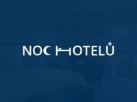 Noc Hotelů - Logotype
