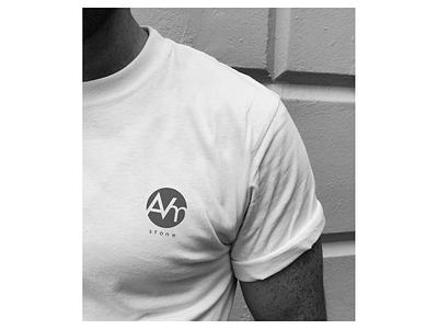 AVM stone logotype minimal vector graphic design logotype graphicdesign logo web branding identity design
