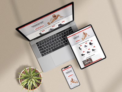 Online store shoes Respect, Landing page webdesign shoes store shoes landing page design landingpage web ux ui