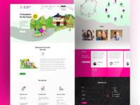 Daycare school - website