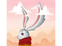 Bunny Dribbble