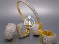 HF Semijoias rebrand