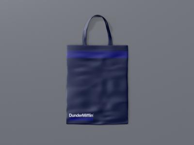 Tote Bag rebrand redesign rebranding graphic design logotype brand design brand identity brand visual identity logo design branding the office dunder mifflin