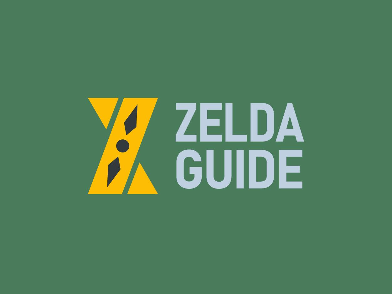 Zelda Guide zelda guide visual identity branding logo design 30 day logo challenge