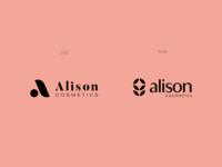 Alison - old vs. new