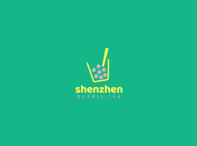 Shenzhen Bubble Tea logo refresh