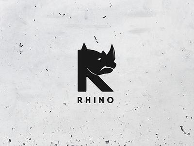 Rhino l Logo design logo designers design dates brands branding bahrain awareness arabic