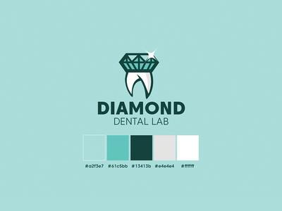 Diamond Dental Lab | Logo