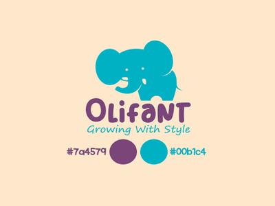 OLIFANT l Branding