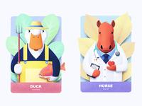 Animal series 2