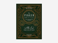 The Poker Battle