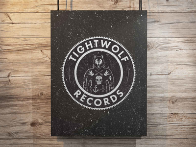 Record Label Badge