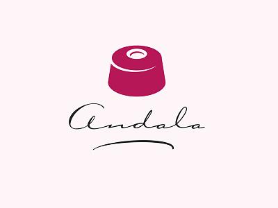 Andala table logo party