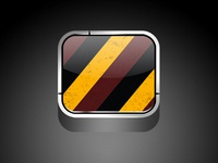 Stripe iOS icon