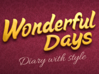 Wonderful Days Feature Image