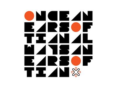 Once a Nearsoftian, always a Nearsoftian. tee nearsoft lettering illustration