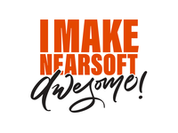 I Make Nearsoft Awesome - unused concept