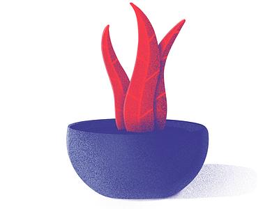 Potted Plant plant illustration
