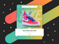 Add Cart New Nike Max 2018