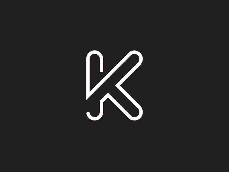 Letter K logoplace logoawesome typography graphicdesign learnlogodesign logolearn logoinspirations logotypeideas thedailytype typespire typegang typetopia vector goodtype typematters 36daysoftype06 contest 36days-adobe 36daysoftype 36days-k