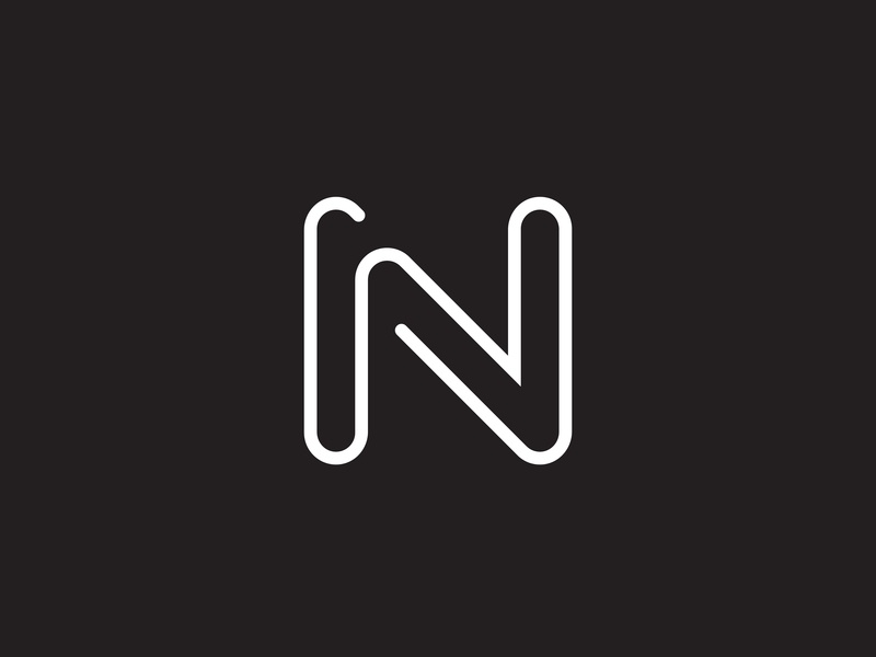 Letter N logoplace logoawesome typography graphicdesign learnlogodesign logolearn logoinspirations logotypeideas thedailytype typespire typegang typetopia vector goodtype typematters 36daysoftype06 contest 36days-adobe 36daysoftype 36days-n