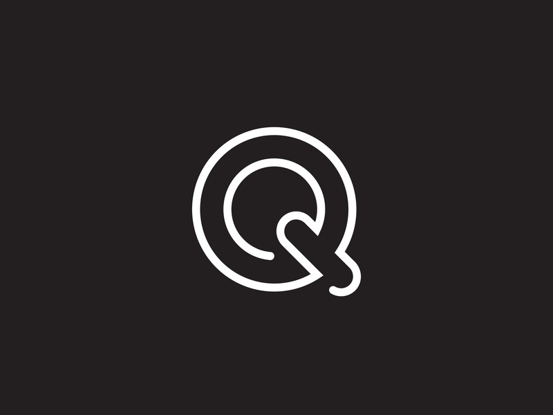 Letter Q logoplace logoawesome typography graphicdesign learnlogodesign logolearn logoinspirations logotypeideas thedailytype typespire typegang typetopia vector goodtype typematters 36daysoftype06 contest 36days-adobe 36daysoftype 36days-q