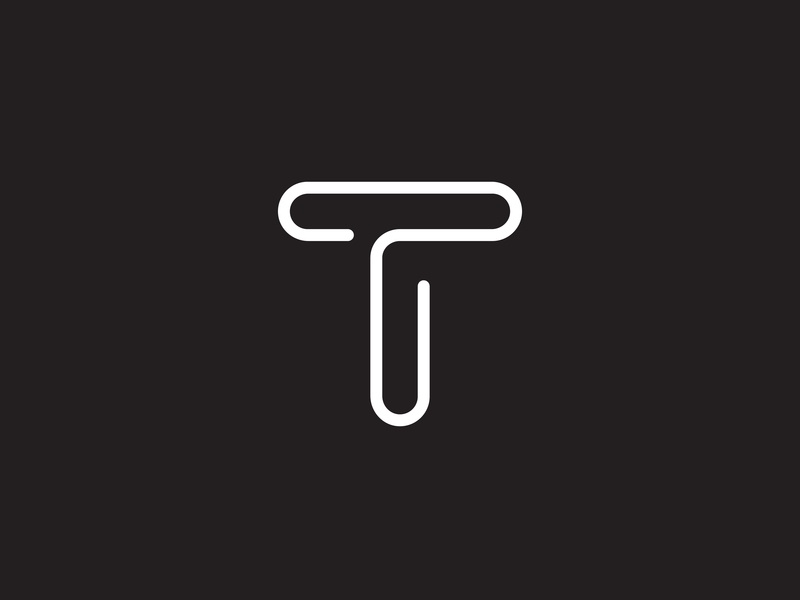 Letter T logoplace logoawesome typography graphicdesign learnlogodesign logolearn logoinspirations logotypeideas thedailytype typespire typegang typetopia vector goodtype typematters 36daysoftype06 contest 36days-adobe 36daysoftype 36days-t