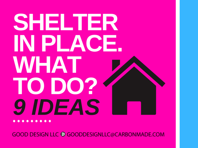 Designer Tips for Isolation / Good Design LLC 1
