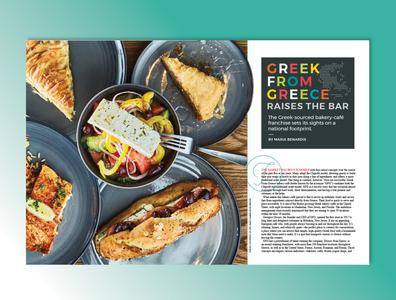 Feature Design Magazine magazine design magazine food restaurants luxury editorial design good design llc consulting creative direction graphic design art direction