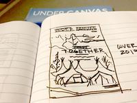Under Canvas Cover Sketch 2019
