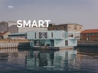Smart Worlds - Menu