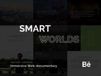 Smart Worlds - Behance