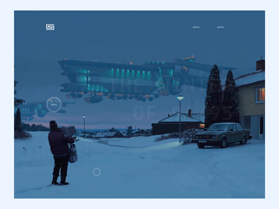 Redesign - Simon Stålenhag - Project Transition