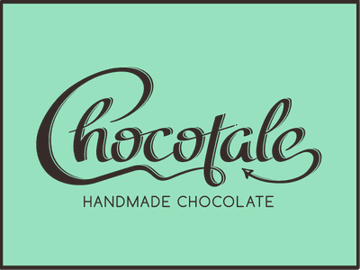 Chocotale Logo - final handmade chocolate logo chocotale