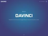 Davinci Website
