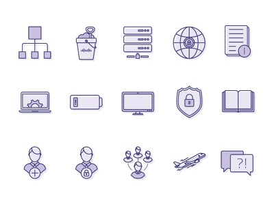 custom icons for JIRA atlassian account battery document sandbox conference book display network security travel lavender purple design icon davinci jira