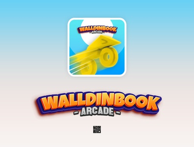 Walldinbook - Hypercasual Game casual game android game hypercasual buildbox 3dsmax