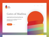 Website Design - Gates of madina