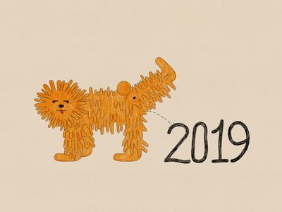 Dog behaviour 2019