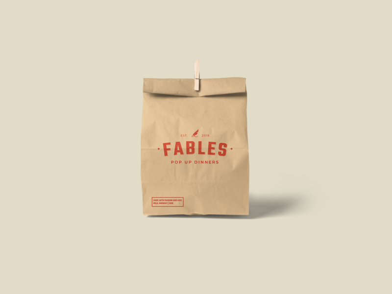 Visual identity for Fables packaging design packaging visual identity branding brand identity brand design