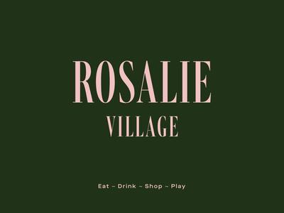 Rosalie Village Branding