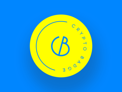 Crypto Badge Logo