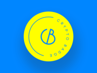 Crypto Badge Logo