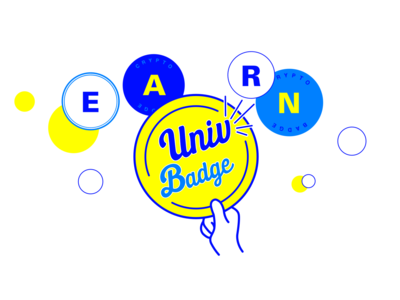 University Badge Banner